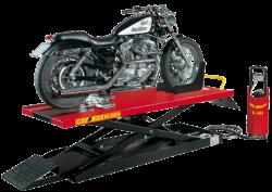 جک قیچی موتورسیکلت کورگی مدل: BL600