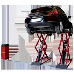 جک قیچی روکار کورگی مدل: ERCO 640